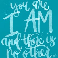 I Am - LetterItAugust - SamAllenCreates