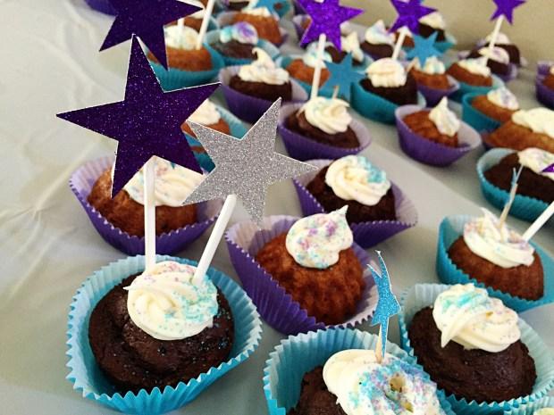 Twinkle Twinkle Baby Shower Cupcake Topper