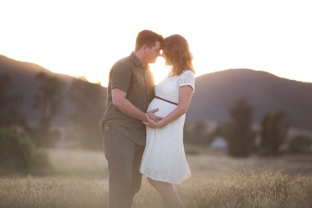 Andy and Sam Maternity Portraits - Janet Rayne Maternity Photos at Murrieta Equestrian Center 10