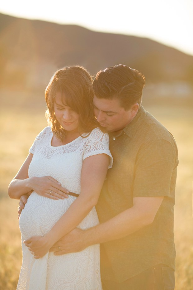 Andy and Sam Maternity Portraits - Janet Rayne Maternity Photos at Murrieta Equestrian Center 8