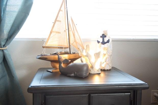 Nautical Nursery 8074