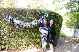 Sams Nautical Baby Shower Friend Lindsey