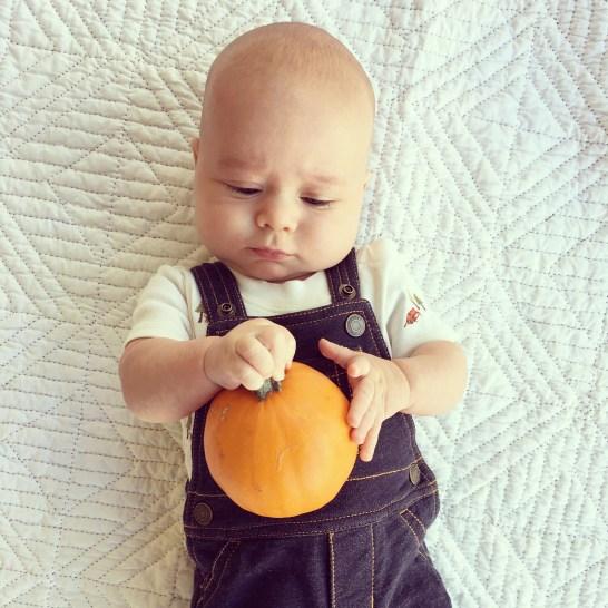 isaiah-5-months-pumpkin-2