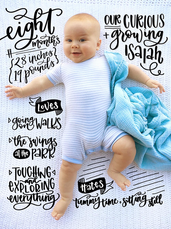 sam-allen-creates-handlettered-isaiah-baby-eight-months