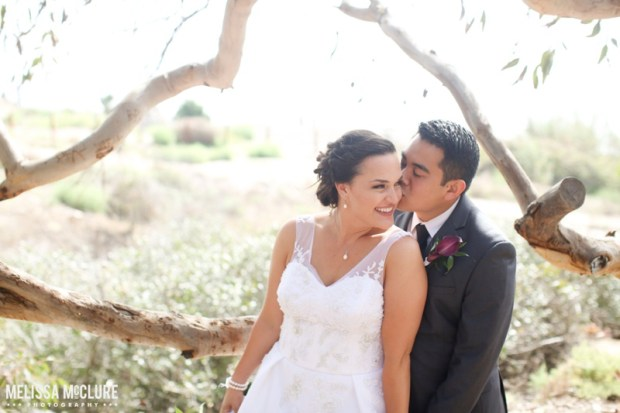 Wedding Portraits - Photo by Melissa McClure 2