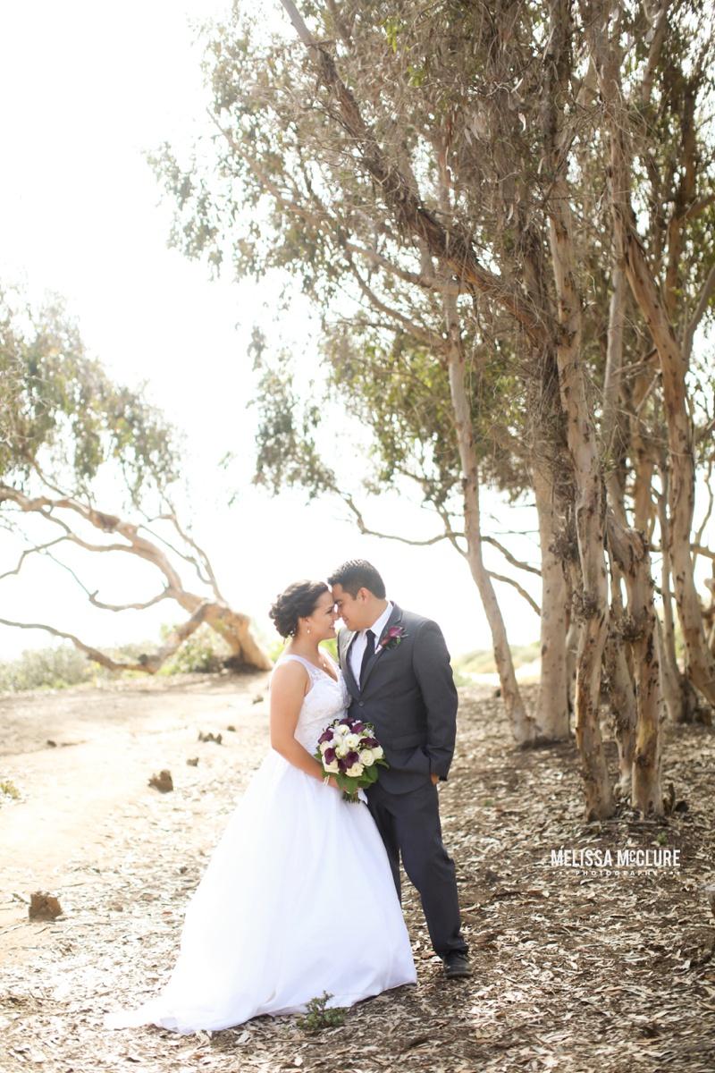 Wedding Portraits - Photo by Melissa McClure