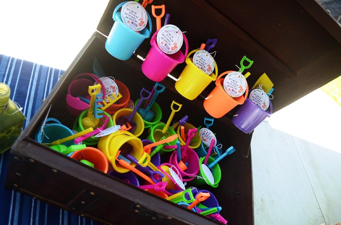 Sam Allen Creates - Isaiah's First Birthday - Under the Sea Birthday Party Favor 2