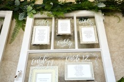 Sam Allen Creates Wedding Seating Chart on Windows detail