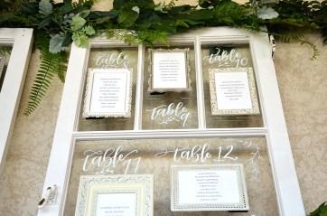 Sam Allen Creates Wedding Seating Chart on Windows detail