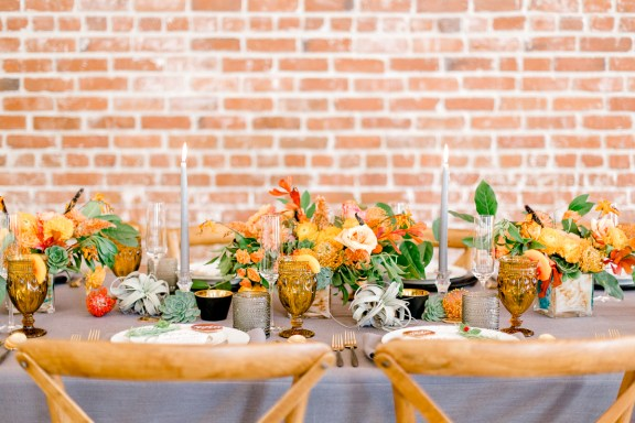 Sam Allen Creates - Estate on Second Wedding Styled Shoot, by Harper Grace Photography 26