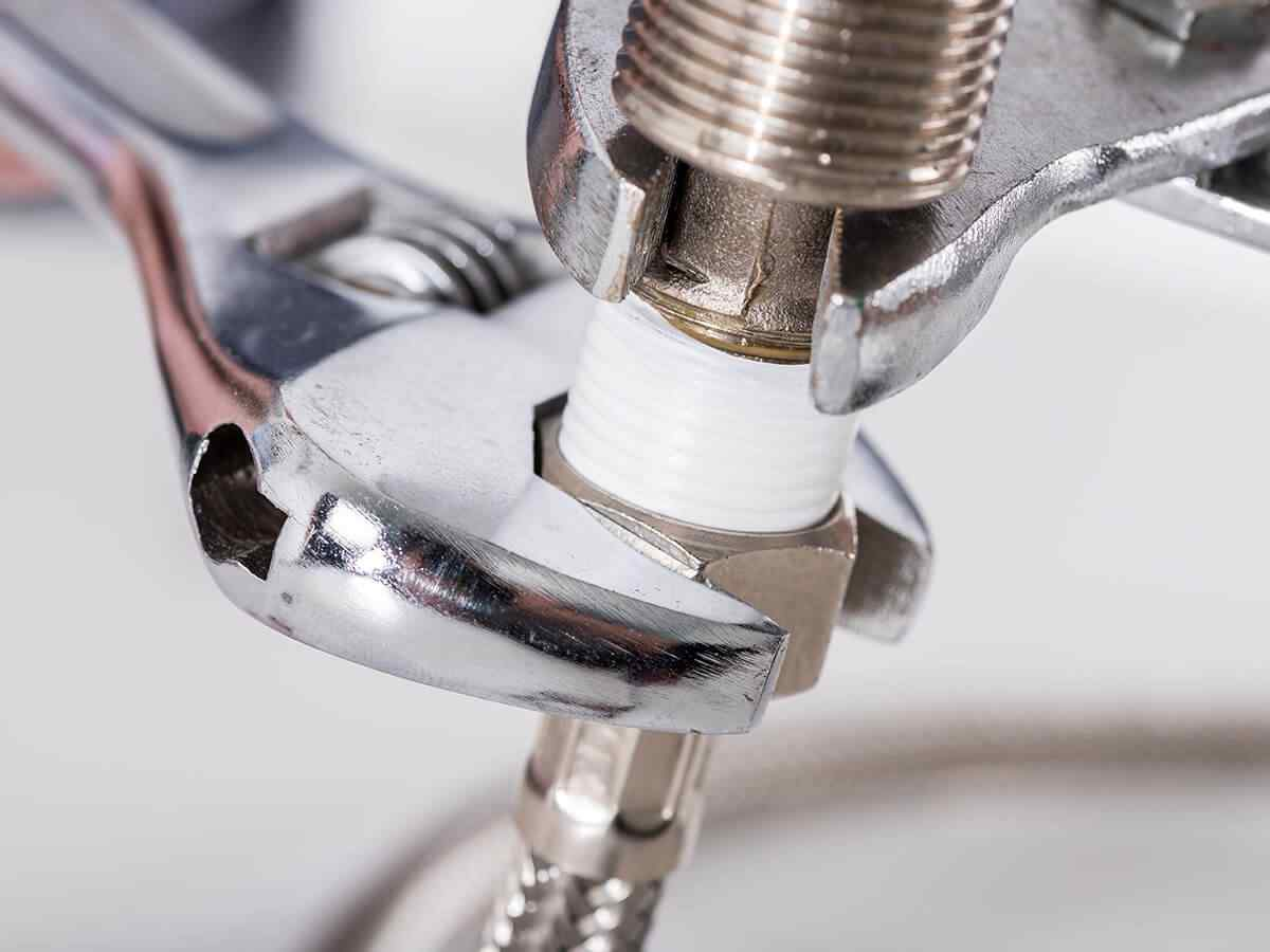 Faucet Repair in Alexandria
