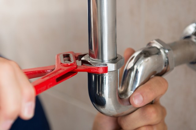 plumbing repair in Merrifield va