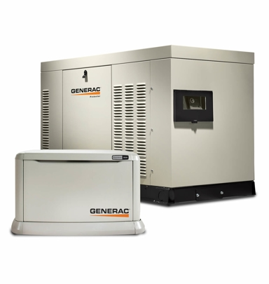 Power Generators Installation in Washington DC