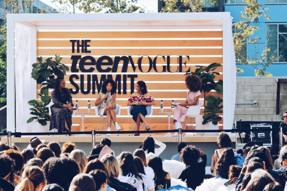 Wrinkle in Time, Teen Vogue Summit, Ava Duvernay