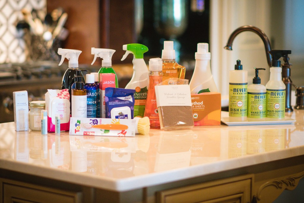 Natural Organic Cleaning