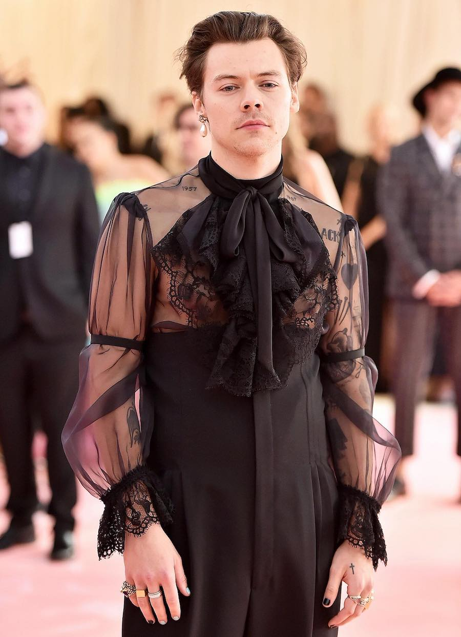 Met Gala Harry Styles