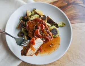 healthy dinner entree gluten-free low carb