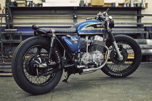 Buy my own motorcycle.