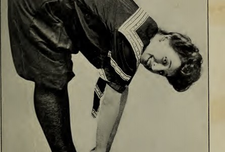 Exercise for women in the 1910s