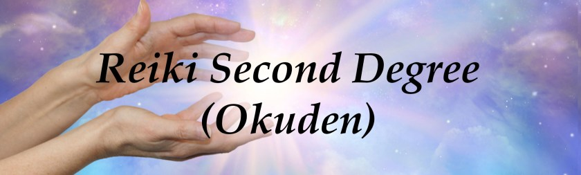 reiki second degree course