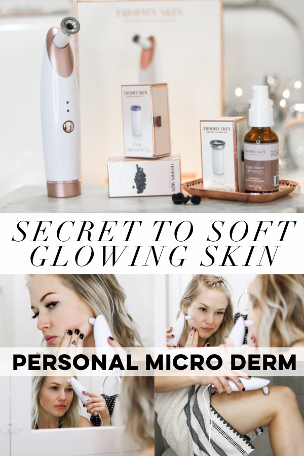 Secret To Soft, Glowing Skin – Trophy Skin MiniMD