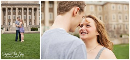 State College, PA Engagement Session: Matt + Liz