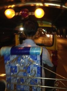 Tuk Tuk Rides, Bangkok