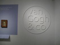 這個project叫 Van Gogh & Co.