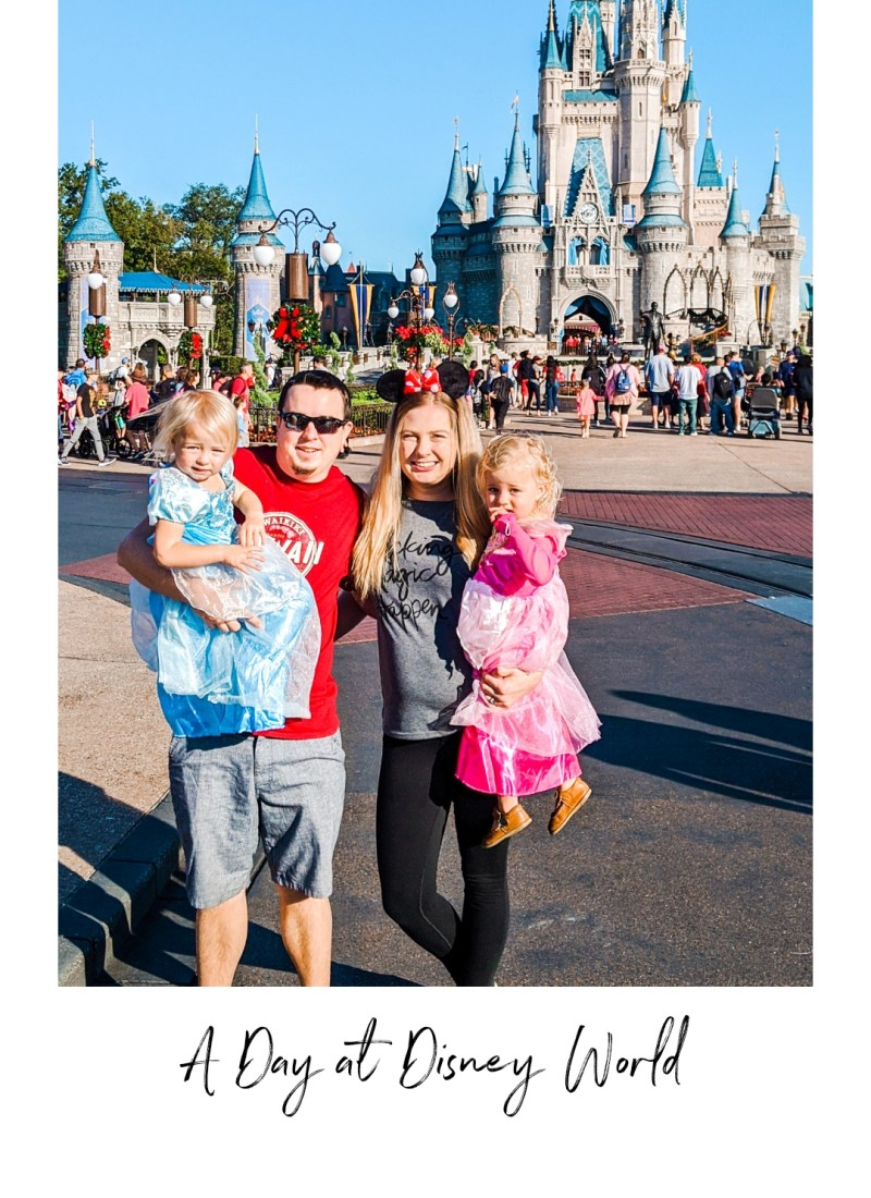 One Day at Disney World's Magic Kingdom