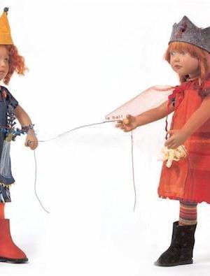 Capucine & Mimosa - Junior Set