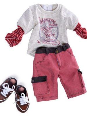 Johan Outfit