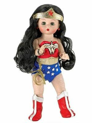 wonder woman by madame alexander