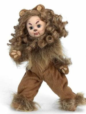 cowardly lion by madame alexander