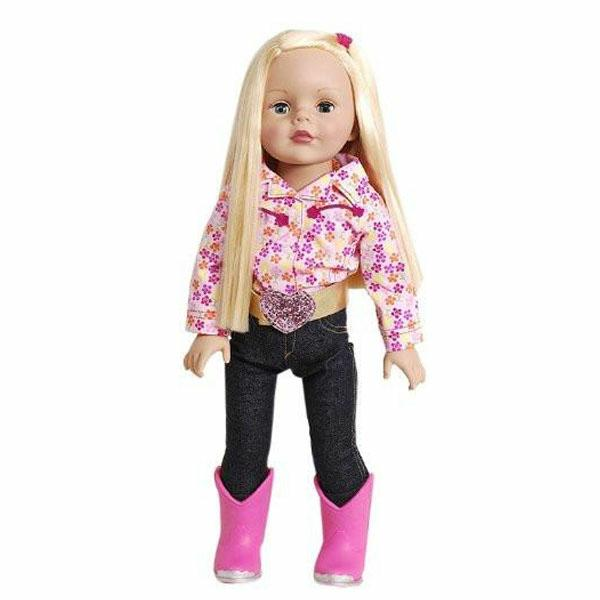 Cowgirl Cool Doll
