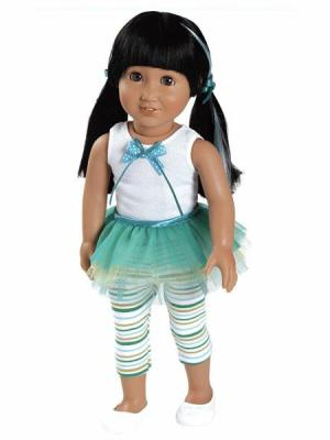"Jasmine, 18"" Fashion Play Doll by Adora"