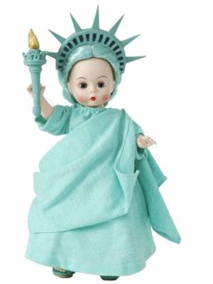 Miss Liberty by Madame Alexander