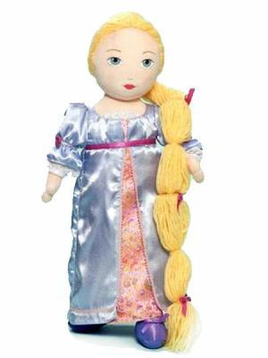 Rapunzel Cloth by Madame Alexander