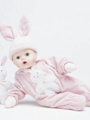 Bunny Huggums 12'' Doll & Bunny Plush Toy