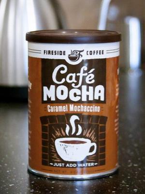 Caramel Mochaccino Cafe Mocha