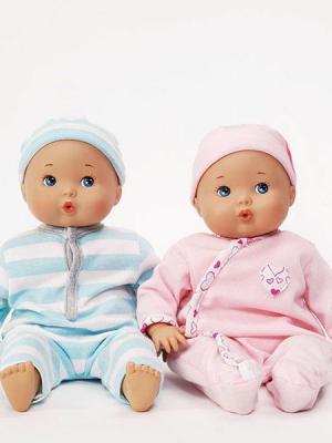 Little Love Twins by Madame Alexander