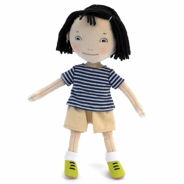 Bean Cloth Doll