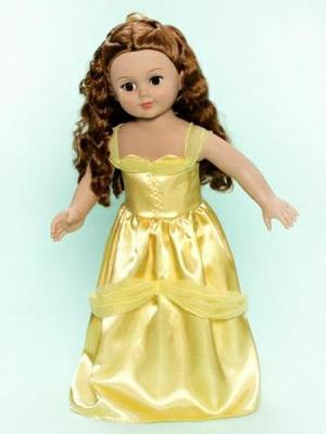 """Belle 18"""" Play Doll"""