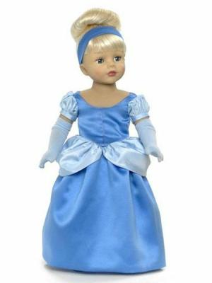 "Cinderella 18"" Play Doll"