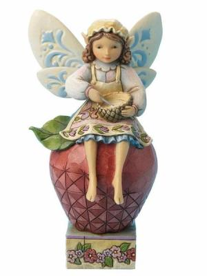 Cooking Fairy Figurine