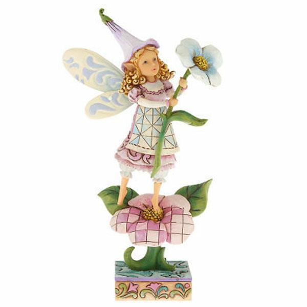 Flower Fairy Figurine