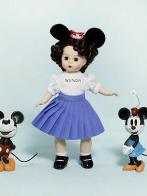 Mouseketeer Wendy