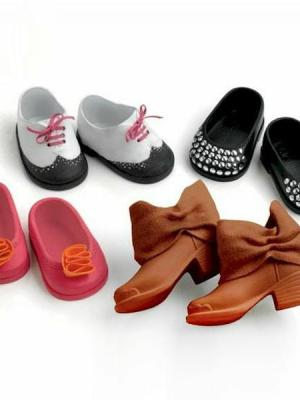 Pretty Feet Shoe Pack