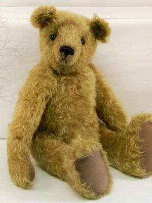 Barnaby by Donna Mae Hinkelman / Bainbridge Bears