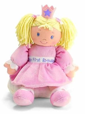 My First Birthday Doll