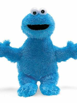 "Cookie Monster - 12"" Plush"